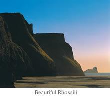 Beautiful Rhossili